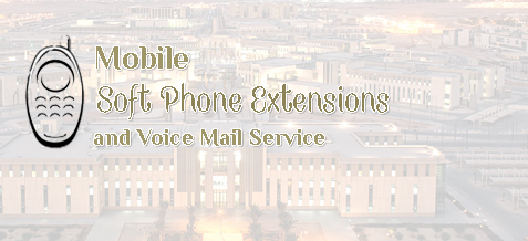 Mobile Softphone Extension